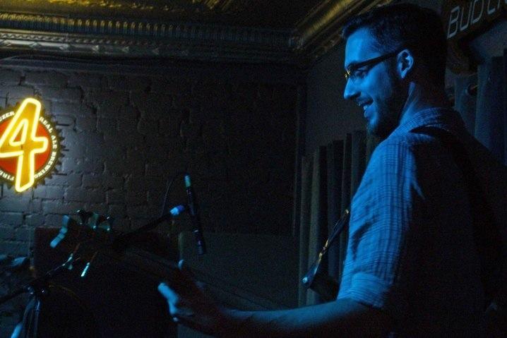 Andrew Mason, Bass Guitar