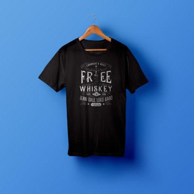 Free Whiskey Tee