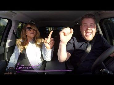 Mariah Carey refused to sing during Carpool Karaoke